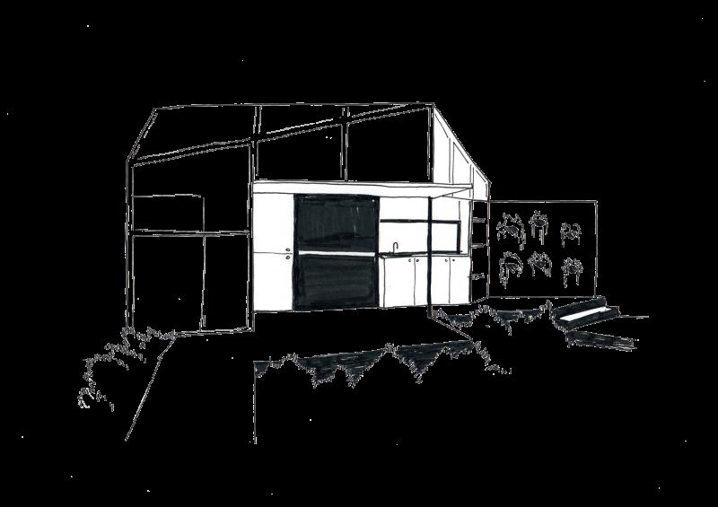 Tiny House The Sociable Weaver